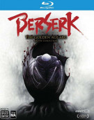 Berserk: The Golden Age Arc Movie Collection Blu-ray