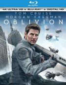 Oblivion (4K Ultra HD + Blu-ray + UltraViolet) Blu-ray