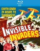 Invisible Invaders  Blu-ray