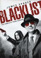 Blacklist, The: The Complete Third Season Movie