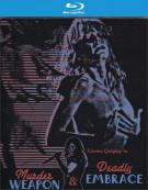 Murder Weapon / Deadly Embrace (Blu-ray + DVD Combo) Blu-ray