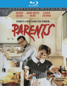 Parents Blu-ray