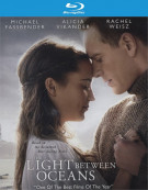 Light Between Oceans, The (Blu-ray + Digital HD) Blu-ray