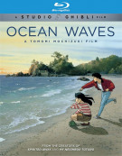 Ocean Waves (Blu-ray + DVD Combo) Blu-ray
