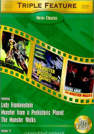 Horror Classics: Triple Feature - Volume 11 Movie