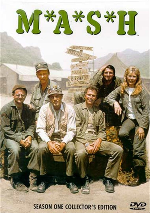 M*A*S*H (MASH): TV Season One - Collectors Edition Movie