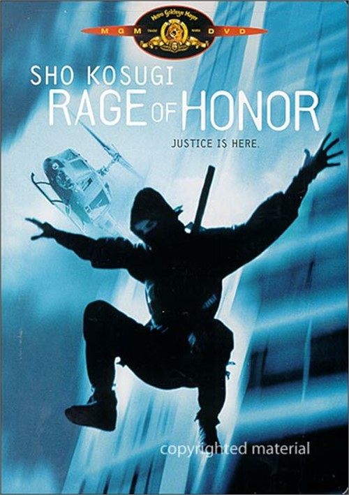 Rage Of Honor Movie