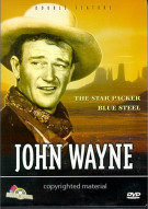 John Wayne: Star Packer, The / Blue Steel Movie