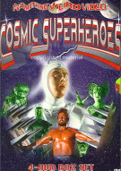 Cosmic Superheroes Collection, The Movie