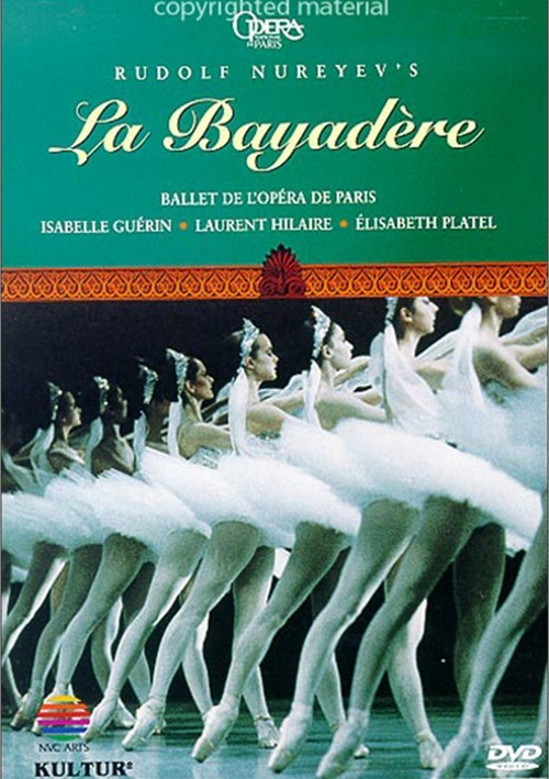 La Bayadere:  Ballet De LOpera De Paris Movie