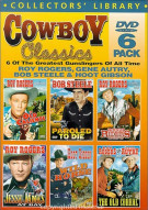Cowboy Classics (6 DVD Box Set) (Alpha) Movie