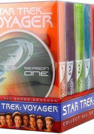 Star Trek: Voyager - Seasons 1 - 7 Movie