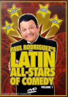 Paul Rodriguez: Latin All Stars Of Comedy Movie