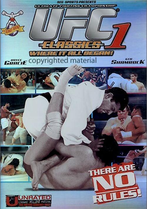 UFC Classics: Volume 1 Movie