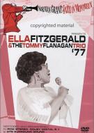 Ella Fitzgerald & Tommy Flanagan Trio 77: Norman Granz Jazz In Montreux Movie