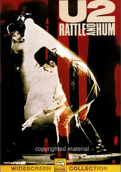 U2: Rattle And Hum Movie