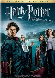 Harry Potter And The Goblet Of Fire (Fullscreen) Movie