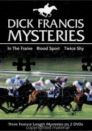 Dick Frances Mysteries: In The Frame / Blood Sport / Twice Shy Movie