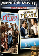 Fortunes Of Captain Blood / Captain Pirate (Double Feature) Movie