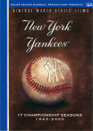 Vintage World Series Films: New York Yankees Movie