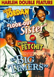 Look-Out Sister! / Big Timers (Double Feature) Movie