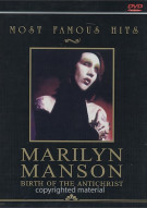 Most Famous Hits: Marilyn Manson Movie