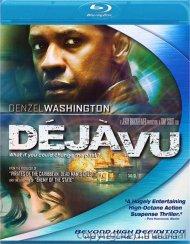 Deja Vu Blu-ray