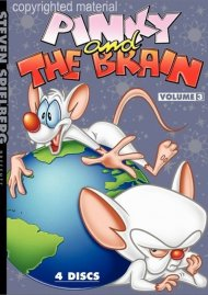 Pinky And The Brain: Volume 3 Movie