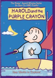 Harold And The Purple Crayon: New Worlds To Explore Movie
