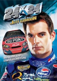 24 X 24: Wide Open With Jeff Gordon Movie