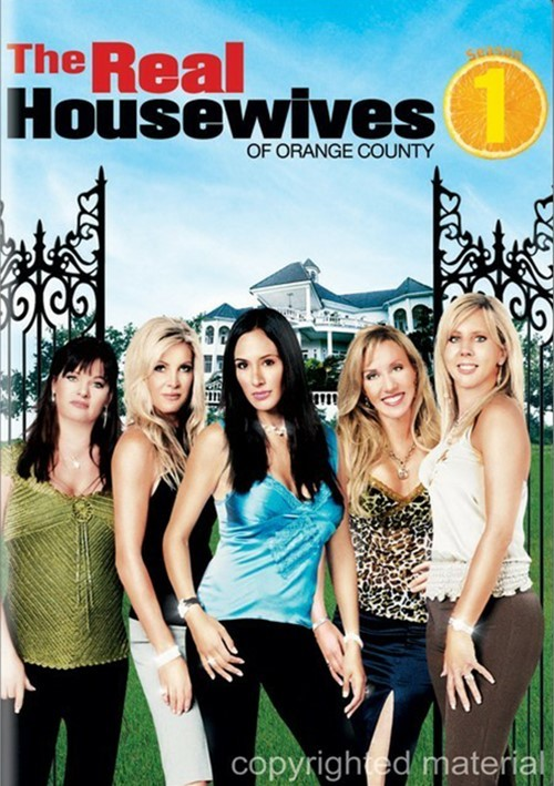 Real Housewives Of Orange County, The: Season 1 Movie