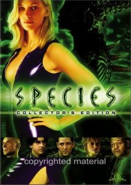 Species: Collectors Edition Movie