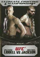 UFC 71: LiddellI Vs. Jackson Movie