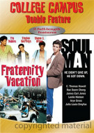 Fraternity Vacation / Soul Man (Double Feature) Movie