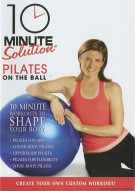 10 Minute Solution: Pilates On The Ball Movie