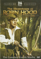 Adventures Of Robin Hood: The Complete Fourth Season Movie