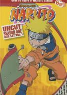 Naruto: Season 1 - Volume 1 (Uncut) Movie