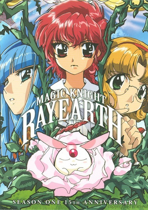 Magic Knight Rayearth: Season 1 (Remastered) Movie
