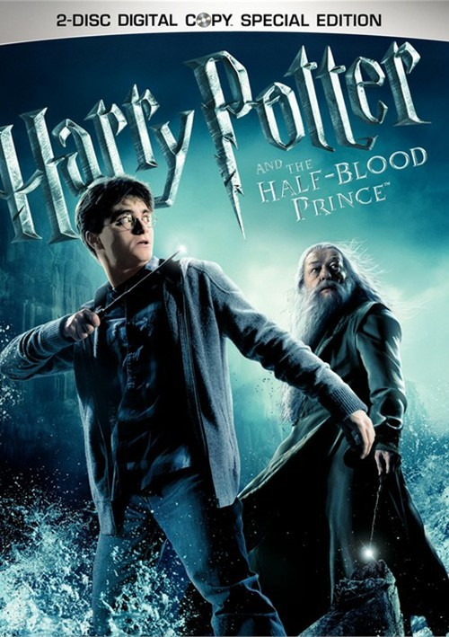 Harry Potter And The Half-Blood Prince: Special Edition Movie