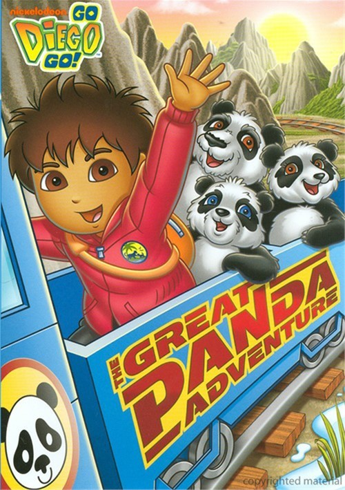 go diego go the great panda adventure dvd 2010 dvd