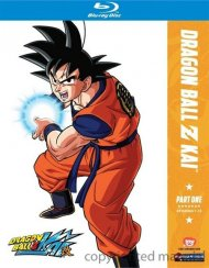 Dragon Ball Z Kai: Part 1 Blu-ray