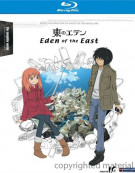 Eden of the East: The Complete Series Blu-ray