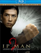 IP Man 2: Legend Of The Grandmaster - Collectors Edition Blu-ray
