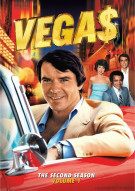 Vega$: The Second Season - Volumes 1 & 2 Movie
