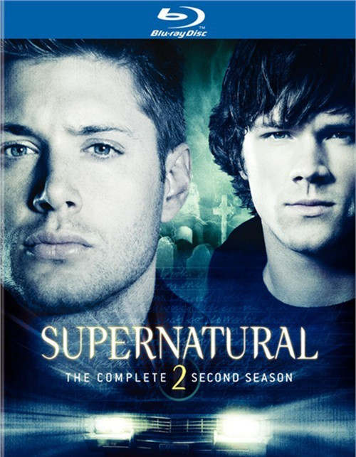 Supernatural: The Complete Second Season Blu-ray