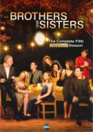 Brothers And Sisters: The Complete Fifth Season Movie