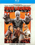 True Legend Blu-ray