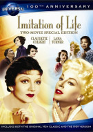 Imitation Of Life: Two Movie Special Edition (DVD + Digital Copy) Movie