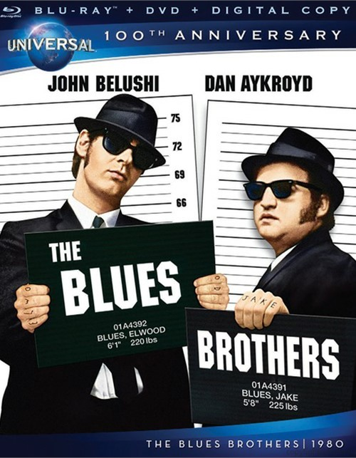 Blues Brothers, The (Blu-ray + DVD + Digital Copy) Blu-ray