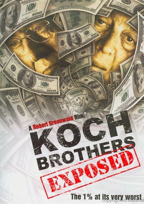 Koch Brothers Exposed Movie